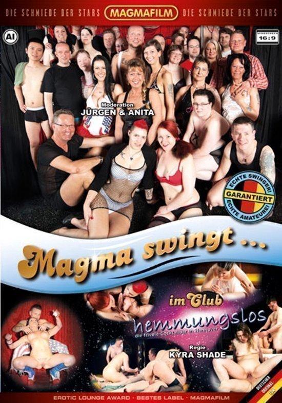 MAGMA SWINGT IM CLUB HEMMUNGSLOS - van in de categorie