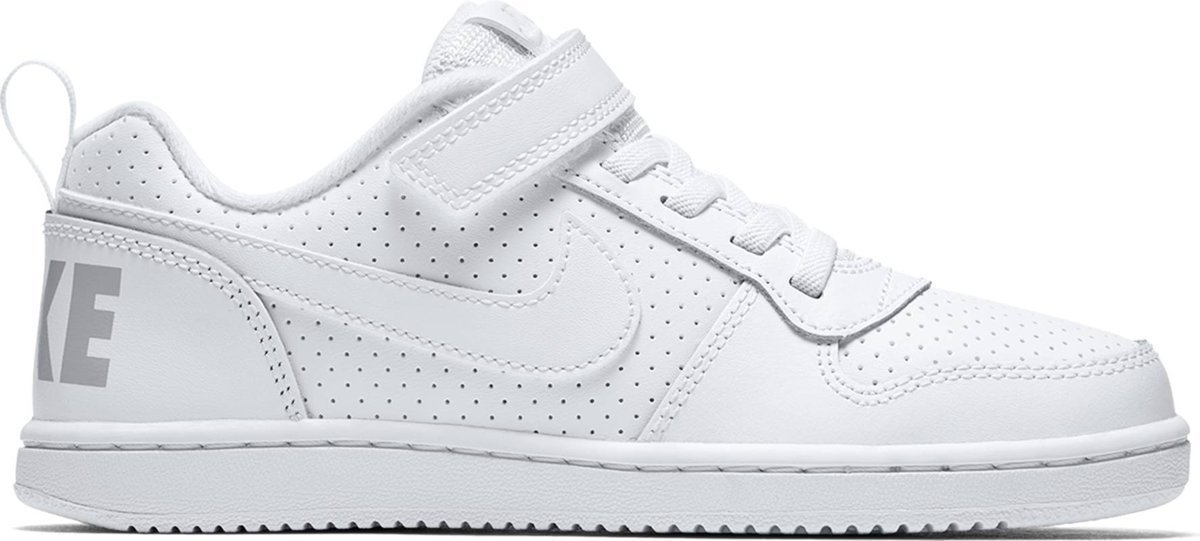 507d4a928fb Goedkoopste Nike Court Borough Low (Psv) Sneakers Kinderen - Wit ...