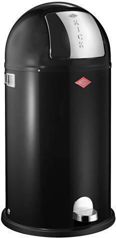 Wesco Kickboy 40 Liter Paars.Goedkoopste Wesco Kickboy Prullenbak 40 Liter Zwart Vergelijken En Vandaag Bestellen Scoupz Nl