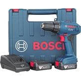 Bosch GSR 1440-LI 14.4V Li-Ion accu boor-/schroefmachine set (2x 1.5Ah accu) in koffer