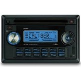 Caliber RCD801 - 2DIN Autoradio met FM/CD/USB/SD & Aux