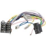 Kabelboom voor OEM radio, PIONEER 16-pin > ISO 16pin