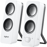 Logitech speakers Z200 Wit