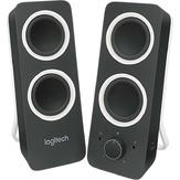 Logitech speakers Z200 Zwart
