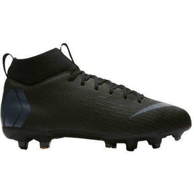 Nike Jr. Superfly 6 Academy MG Voetbalschoen voor kleuterskids (meerdere ondergronden) Zwart