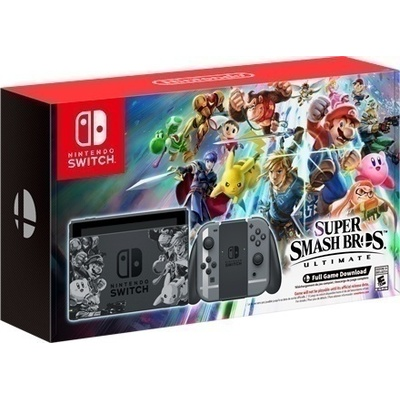 Goedkoopste Nintendo Switch Super Smashbros Ultimate Edition