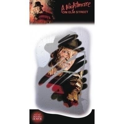 Halloween Decoratie Bestellen.Spiegel Versiering Wazig Freddy Krueger Halloween Decoratie